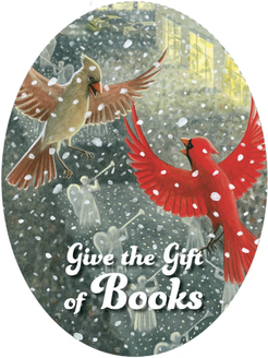 Give the Gift of Books: birds from the catalog cover