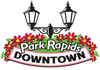 Park Rapids Downtown logo